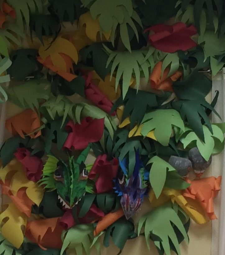 hojas