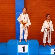 Alba Pérez Medalla de Bronce