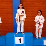 Daniela Medalla de Bronce
