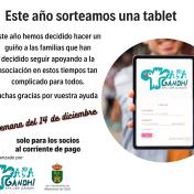 Concurso Tablet Apa Ghandi